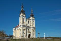 Free Ukrainian Greek Catholic Church Of The Nativity Of Blessed Virgin Mary In Krynytsya, Ternopil Oblast, Ukraine Stock Photos - 162304033
