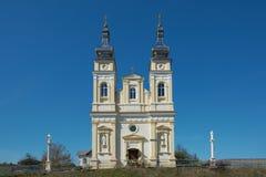 Free Ukrainian Greek Catholic Church Of The Nativity Of Blessed Virgin Mary In Krynytsya, Ternopil Oblast, Ukraine Stock Photos - 162304723