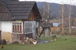 Free Ukrainian Homestead. Royalty Free Stock Image - 36326586