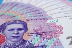 Free Ukrainian Hryvna Money, Banknotes UAH 200. Background, Texture Royalty Free Stock Photography - 169213127