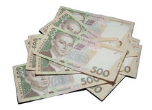 Ukrainian hryvnia Stock Photos
