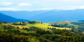 Ukrainian landscape. Stock Images