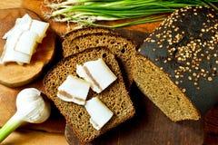 Ukrainian meal Stock Image