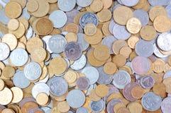 Ukrainian monies chinks Stock Image