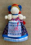 The Ukrainian national doll Royalty Free Stock Photo