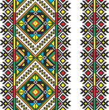 Ukrainian national ornament Royalty Free Stock Photos