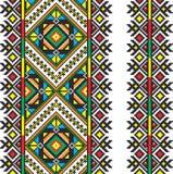 Ukrainian national ornament Royalty Free Stock Photos