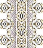 Ukrainian national ornament Royalty Free Stock Photography
