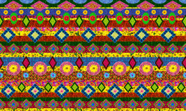 Ukrainian national traditional shirt pattern  Stock Photo