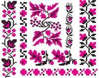Ukrainian ornament Royalty Free Stock Images