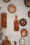 Ukrainian ornament Stock Image