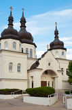 Ukrainian Orthodox Church Front Royalty Free Stock Photos