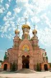 Ukrainian Orthodox Church. Stock Photography