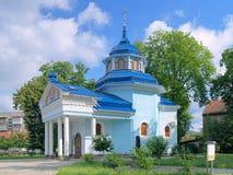 Ukrainian Orthodox Church in Mukacheve, Ukraine Stock Photography