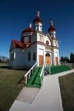 Ukrainian Orthodox Church in Riverton Manitoba Royalty Free Stock Photos