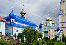 Ukrainian Orthodox monastery Stock Images