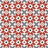 Ukrainian pattern Stock Photo