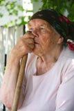 Ukrainian peasant Royalty Free Stock Image