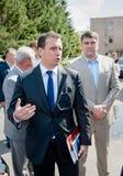Ukrainian politicians Royalty Free Stock Photos