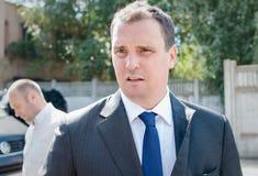 Ukrainian politicians Royalty Free Stock Photo