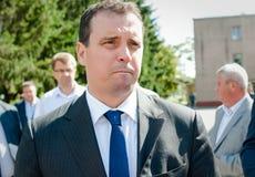 Ukrainian politicians Stock Photography