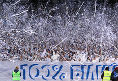 Ukrainian Premier League: Dynamo Kyiv v Shakhtar Stock Photography