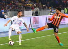 Ukrainian Premier League: Dynamo Kyiv v Shakhtar Stock Photos