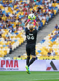 Ukrainian Premier League: Dynamo Kyiv vs Oleksandria Stock Photos