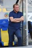 Ukrainian Premier League: Dynamo Kyiv vs Oleksandria Royalty Free Stock Image