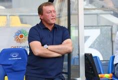 Ukrainian Premier League: Dynamo Kyiv vs Oleksandria Royalty Free Stock Photo