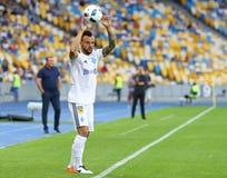 Ukrainian Premier League: Dynamo Kyiv vs Oleksandria Stock Photography