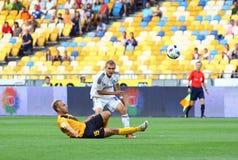 Ukrainian Premier League: Dynamo Kyiv vs Oleksandria Stock Image
