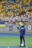 Ukrainian Premier League game FC Dynamo Kyiv vs Volyn Lutsk Stock Image