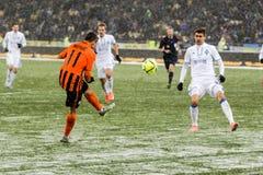 Ukrainian Premier League match Dynamo Kyiv - Shakhtar Donetsk, d Stock Image