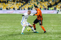 Ukrainian Premier League match Dynamo Kyiv - Shakhtar Donetsk, d stock photography