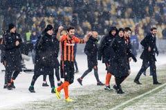 Ukrainian Premier League match Dynamo Kyiv - Shakhtar Donetsk, d Stock Photography
