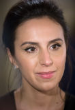 Ukrainian singer, actress and songwriter Jamala royalty free stock image