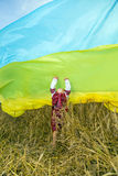 Ukrainian small Royalty Free Stock Images