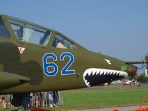 Ukrainian Sukhoi SU-25, Radom, Poland Stock Image