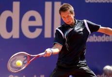 Ukrainian tennis player Sergiy Stakhovsky Stock Photos