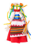 Ukrainian traditional doll Royalty Free Stock Photography
