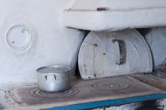 Ukrainian traditional kitchen Royalty Free Stock Images