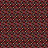 Ukrainian traditional seamless pattern Royalty Free Stock Photography