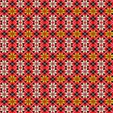 Ukrainian traditional seamless pattern Royalty Free Stock Photo