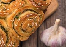 Ukrainian traditional snack Royalty Free Stock Photos