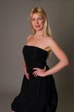 Ukrainian woman Royalty Free Stock Photos