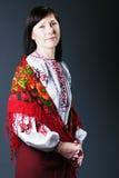 Ukrainian woman Stock Photos