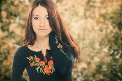 Ukrainian Woman Portrait