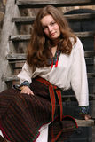 Ukrainian Young Girl Stock Photos