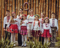 Ukrainians Stock Photo